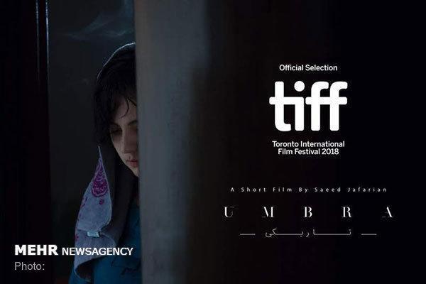 فیلم کوتاه تاریکی به بخش مسابقه تیف 2018 راه یافت
