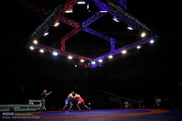 اسامی داوران مسابقات 74 و 77 کیلوگرم اعلام گردید
