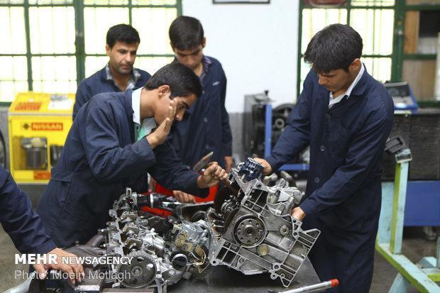 دانشجویان دانشگاه خلیج فارس بوشهر توانمندسازی مهارتی می شوند