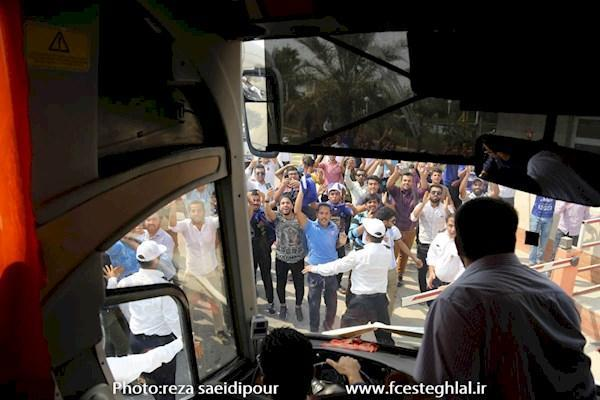 اعتراض رسمی باشگاه استقلال: میزبانی پارس جم استاندار نیست