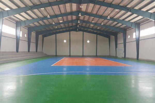 محیط روستاها مخصوص ایجاد فضای ورزشی است