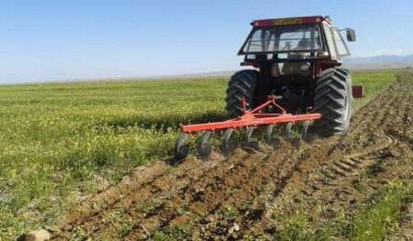 سرمایه گذاری 6000 میلیاردی و تسهیلات نامحدود برای ماشین آلات کشاورزی
