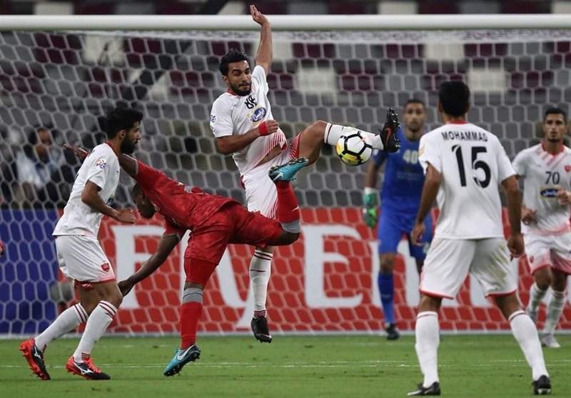 لیگ قهرمانان آسیا، بازی نزدیک پرسپولیس برابر الدحیل به روایت آمار