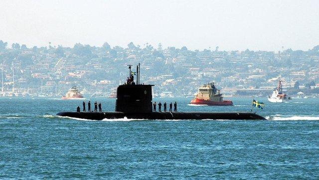 ناتو برای جنگ زیردریایی با روسیه تمرین می نماید