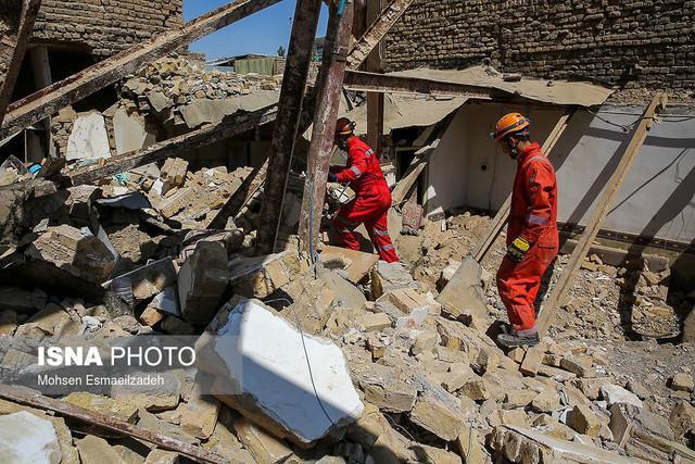 ماجرای رخ دادن انفجار در روستای شمس آباد اردکان چه بود؟