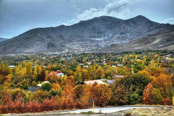 دلایل سیلابی شدن مناطق اطراف آتشفشان دماوند