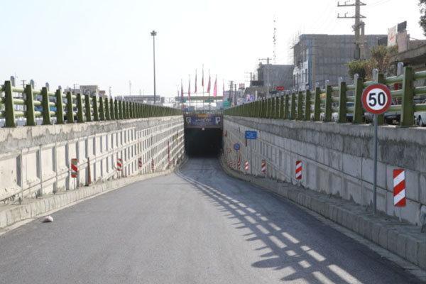 سه راهی آدران از فهرست نقاط حادثه خیز شهر گلستان خارج شد