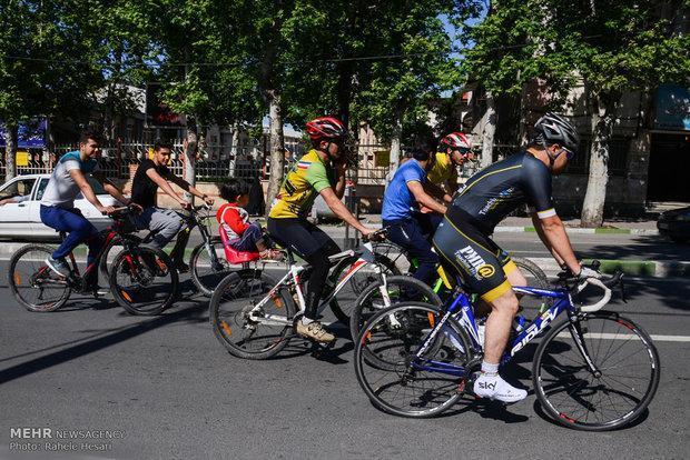کلید موفقیت دوچرخه سواری تکمیل مد ترکیبی اتصال به مترو است