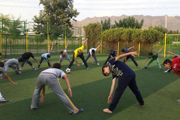 60برنامه فرهنگی و ورزشی طی هفته تربیت بدنی درهشترود برگزار می گردد