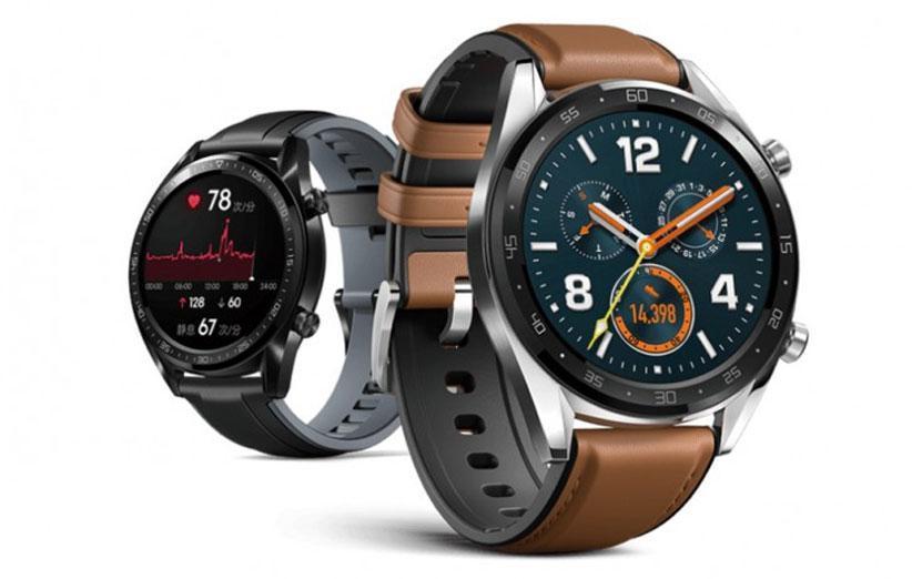 ساعت هوشمند هواوی واچ GT و دستبند Band 3 Pro معرفی شدند