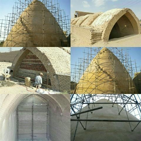 سه یخچال تاریخی در اسلامشهر مرمت شد