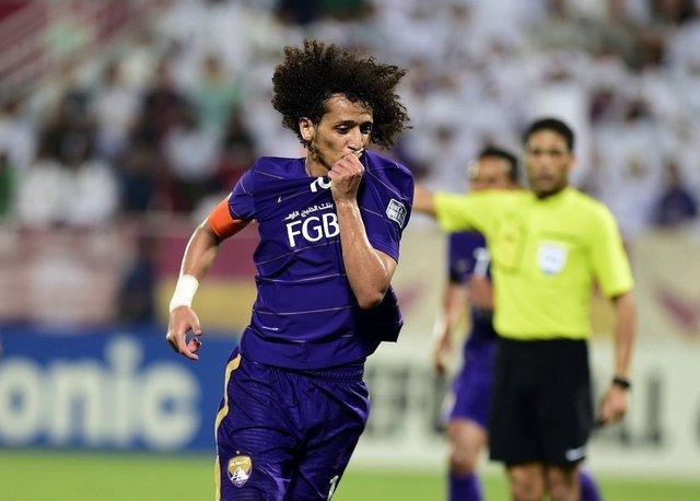 ستاره اماراتی ها جام ملت های آسیا را از دست داد