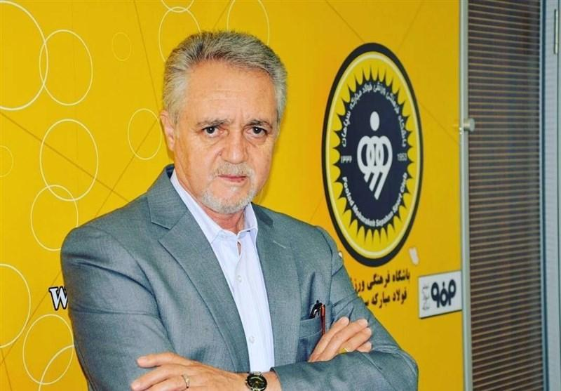 تابش: کی روش شناخته شده است اما مربی بزرگ باید بزرگی کند, احترام بگزارد و احترام ببیند، کجای جهان لیگ 53 روز تعطیل می گردد؟!