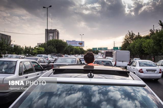 راه اندازی 46 سامانه ثبت تردد خودروها در معابر ورودی و خروجی تهران