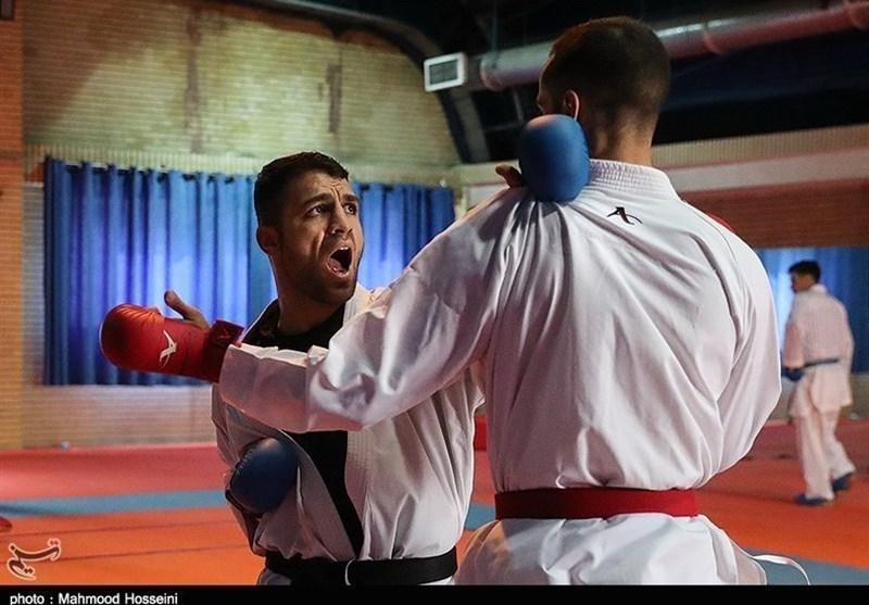 ذبیح اله پورشیب: برای کسب طلای کاراته دنیا بی تابم و امیدوارم بالاخره به آن برسم، توانایی کسب نتیجه ای بهتر از لینز را داریم