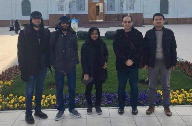 2 مدال طلا و نقره ره آورد دانشجویان دانشگاه شریف در المپیاد جهانی ریاضی
