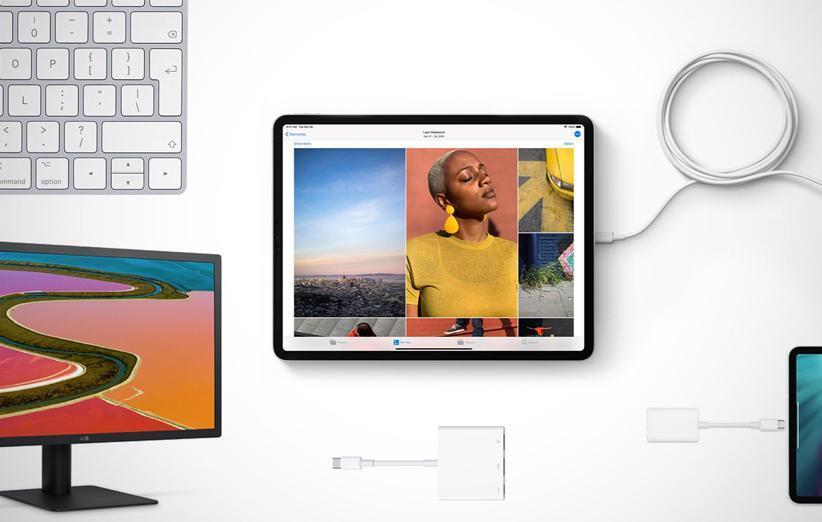 چه چیزهایی را می توانید به آیپد پرو جدید وصل کنید؟
