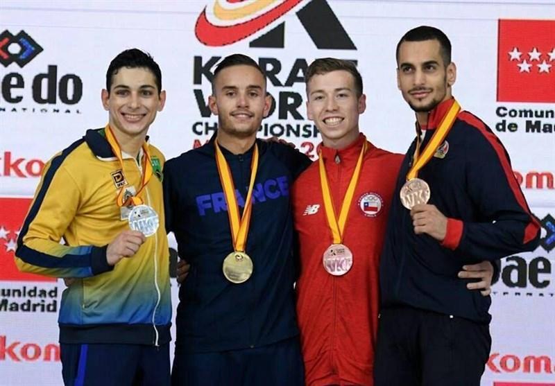 هامون درفشی پور: کاراته برای تبدیل شدن به ضلع پنجم رشته های مدال آور در المپیک، باید حمایت گردد، با پس اندازم در مسابقات چین شرکت کردم