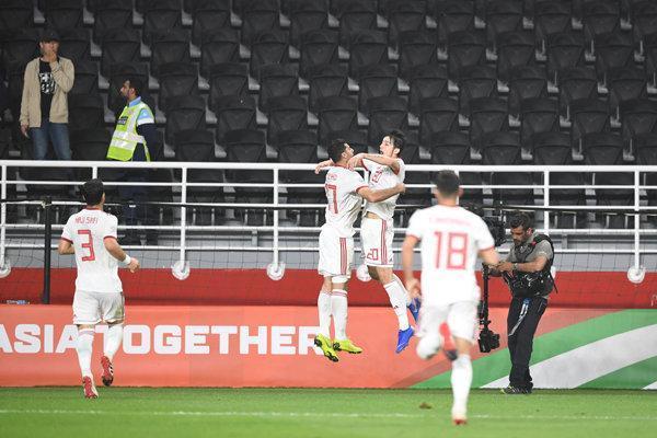 آمار بازی تیم ملی ایران مقابل چین، برتری کامل با شاگردان کی روش
