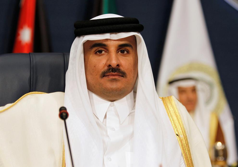 امیر قطر به کره جنوبی، ژاپن و چین سفر می نماید