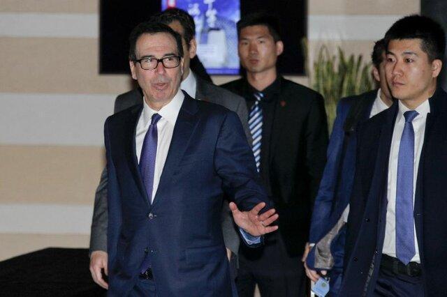 مذاکرات تجاری آمریکا و چین شروع شد