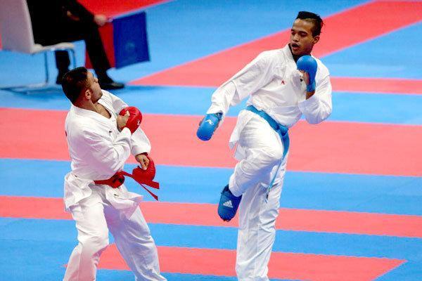 قم و کرمان کاپ قهرمانی المپیاد کاراته کشور را به خانه بردند