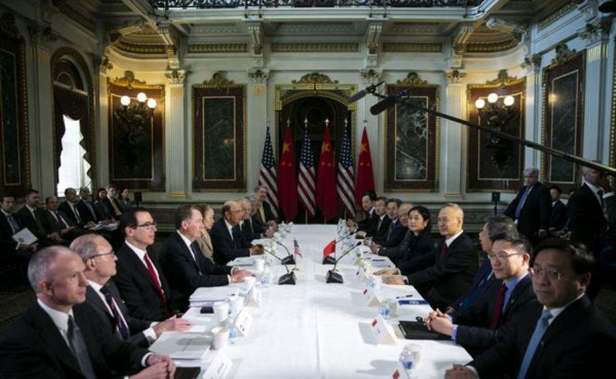 چشم انداز امضای توافقنامه تجاری آمریکا و چین از نگاه بلومبرگ