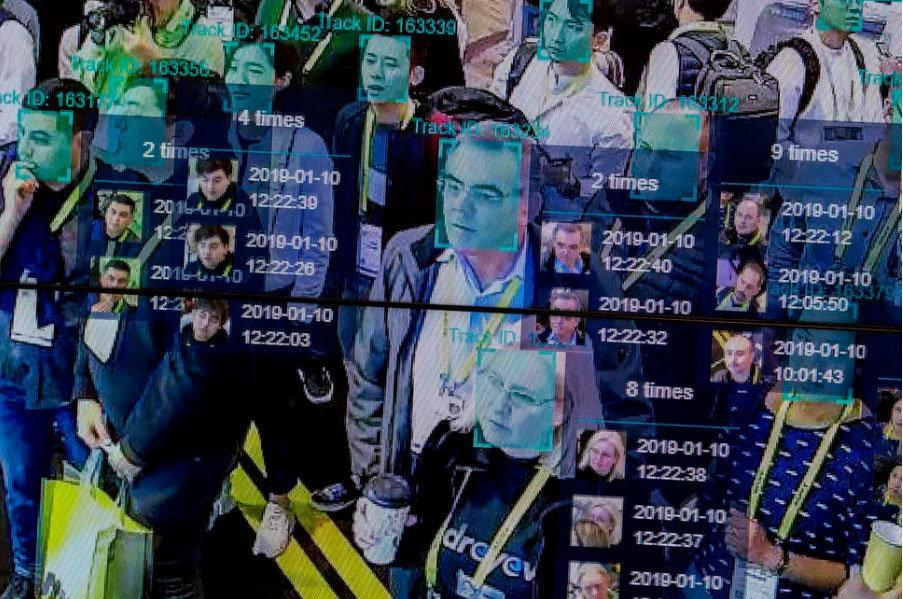 فناوری چهره شناس را به حکومت نفروشید