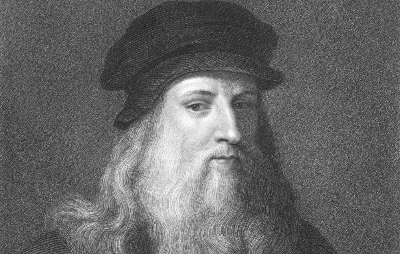 مانند بزرگان فکر کنیم؛ این هفته لئوناردو داوینچی!