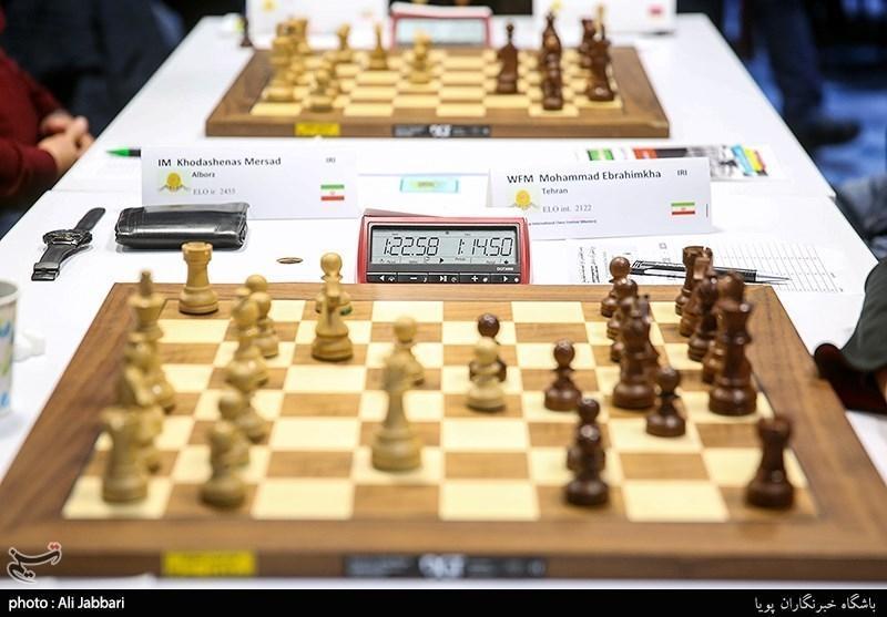 خاتمه مسابقات بین المللی شطرنج گیوتای چین، ایدنی قهرمان و برنده جایزه 18 هزار دلارى شد