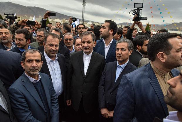 جهانگیری به استان های گلستان و مازندران سفر می نماید