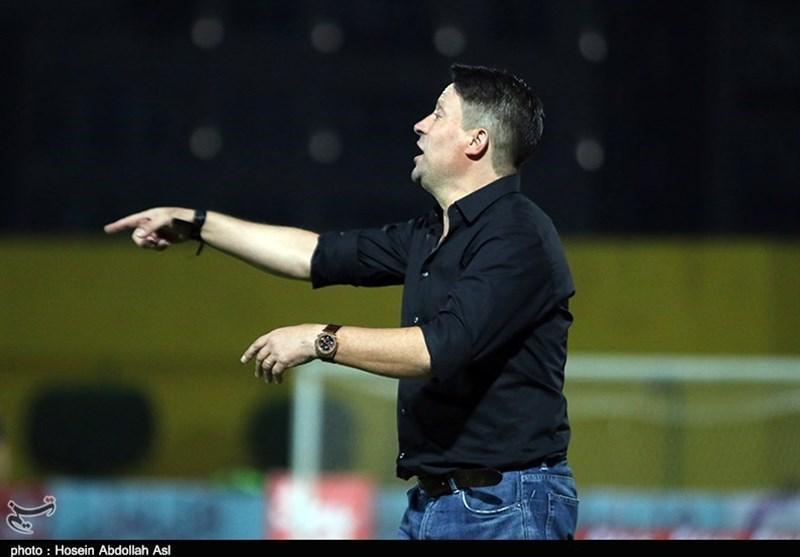خوزستان، سرجیو: امیدوارم مقابل پارس جنوبی به اندازه بازی با تراکتورسازی باکیفیت باشیم