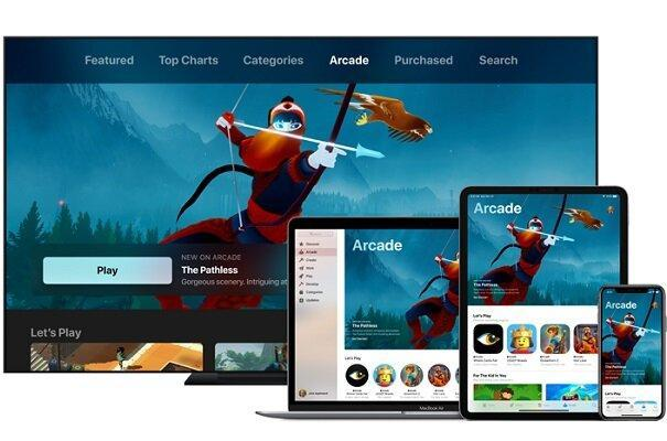 سرمایه گذاری نیم میلیارد دلاری اپل برای فراوری بازی های ویدئویی