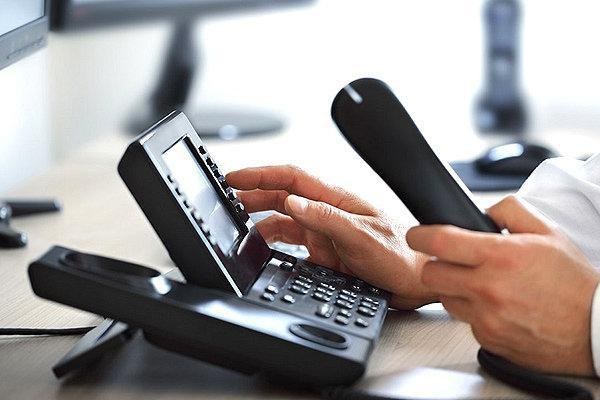 ارتباط تلفنی مشترکان 5 مرکز مخابراتی مختل می شود