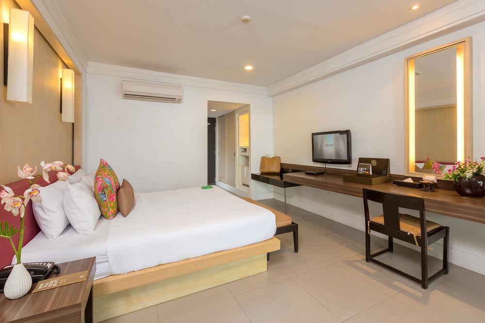 آشنایی با هتل 4 ستاره ساوادی پاتونگ پوکت