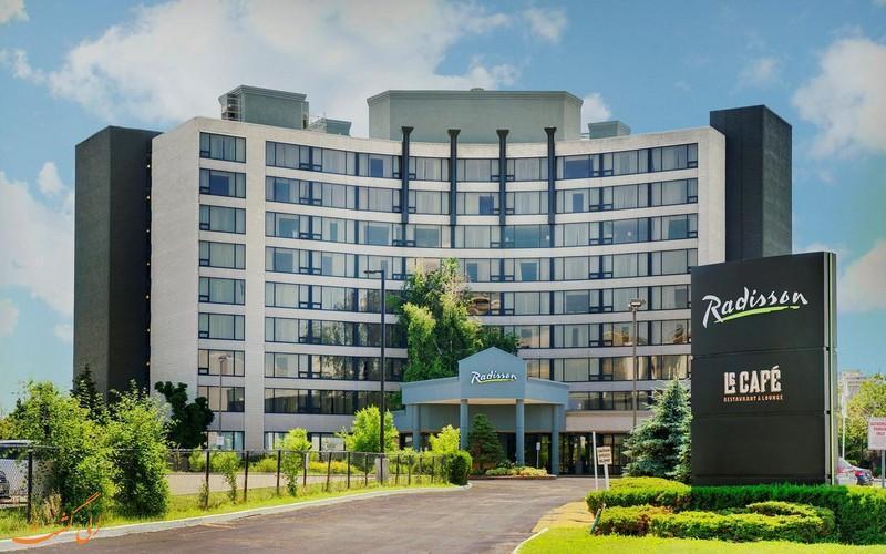 معرفی هتل 3 ستاره رادیسون تورنتو کانادا