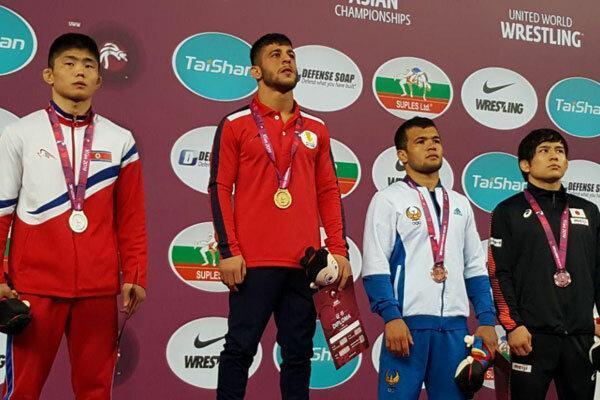 یزدانی، اطری و تیموری طلایی شدند، 5 مدال برای ایران در روز نخست
