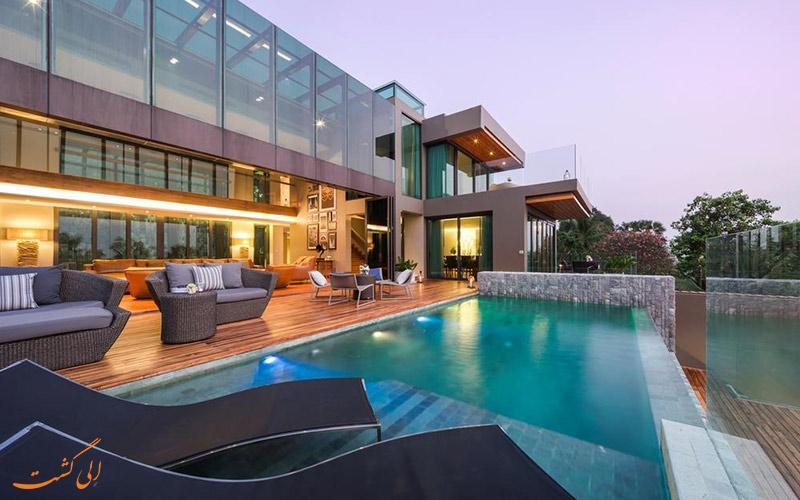 معرفی هتل 5 ستاره کیپ دارا ریزورت در پاتایا