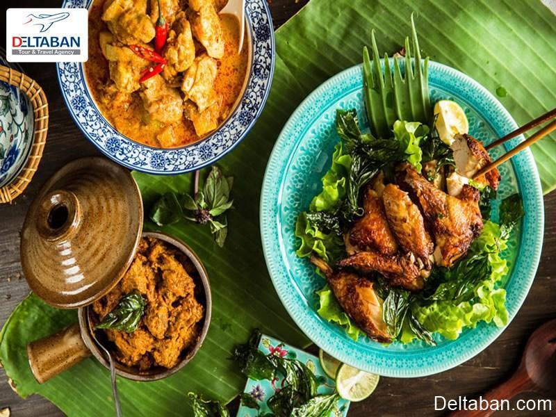 آنالیز و شناخت غذاهای سنتی لنکاوی مالزی