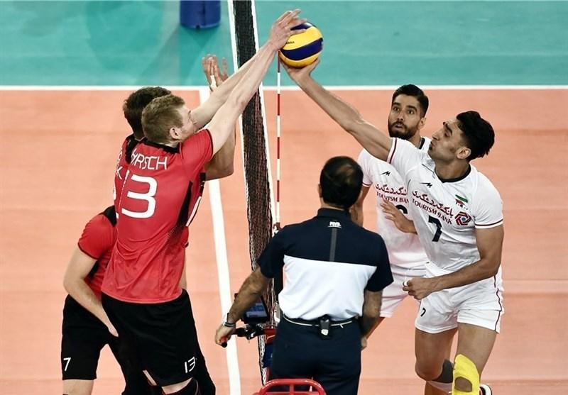 موسوی و فیاضی امتیازآورترین بازیکنان ایران مقابل آلمان شدند