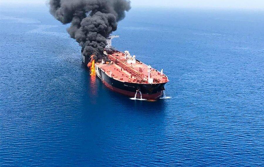 مالک کشتی ژاپنی ادعای ضد ایرانی آمریکا را رد کرد