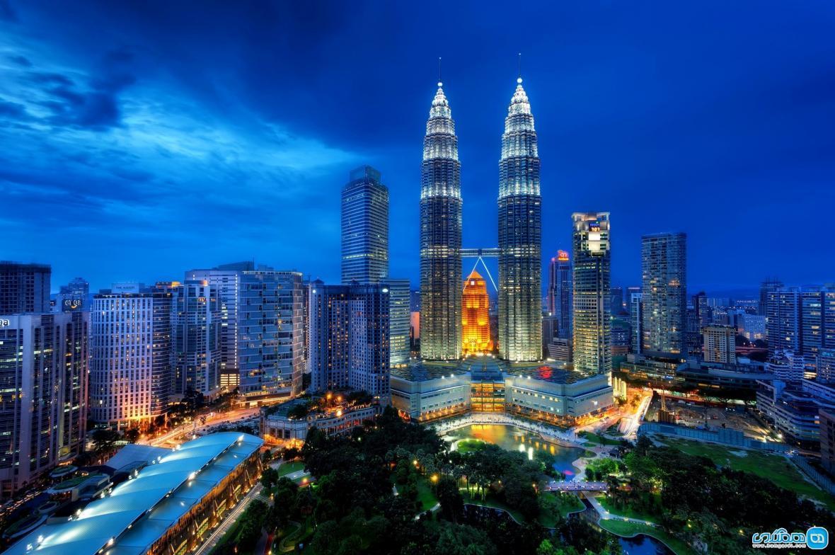 9 توصیه برای کوله گردی در مالزی ، تجربه جاذبه های گردشگری مالزی