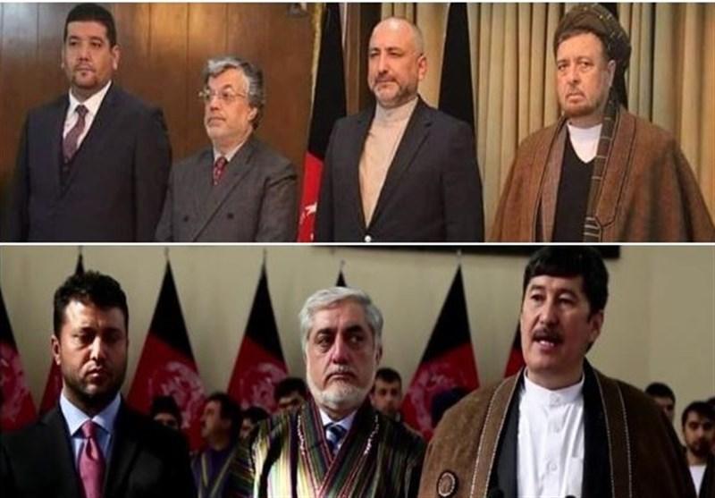 احتمال ادغام تیم های انتخاباتی عبدالله و اتمر در انتخابات ریاست جمهوی افغانستان