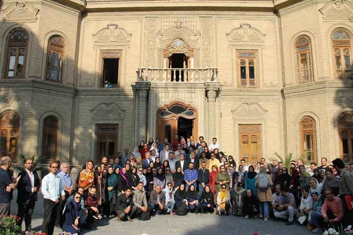 میزبانی موزه آبگینه از جشنواره تهران گردی برنا