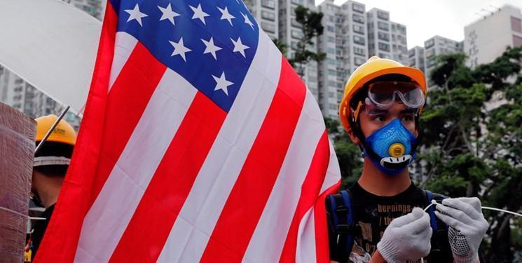 هشدار پکن به آمریکا: در امور داخلی هنگ کنگ، فضولی نکنید