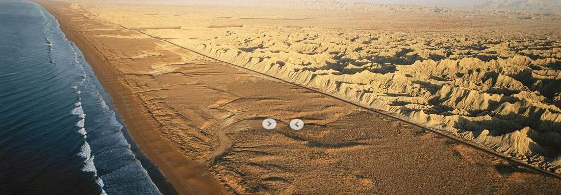 عکس های نشنال جئوگرافیک از سواحل مکران در بلوچستان ایران ، ادعای عکاس درباره بازداشت به اتهام جاسوسی در ایران