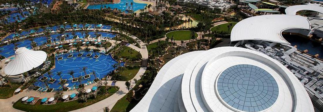 دوبی شرقی را در شرق آسیا بشناسید ، اقامت در آشیانه پرندگان در شهری که جا پای دوبی خواهد گذاشت
