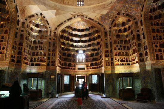 اسناد بقعه شیخ صفی الدین اردبیلی قابلیت ثبت جهانی دارد