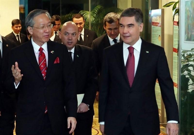 گزارش، ابعاد راهبردی نخستین سفر خارجی رئیس جمهور ترکمنستان به سنگاپور