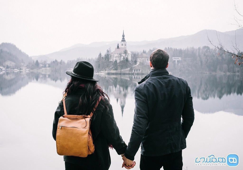 بهترین مقاصد سفر برای زوج های جوان را بشناسید